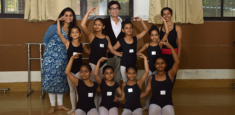 Ballet Manila welcomes Mumbai scholars, Bollywood teacher to summer workshop By Susan A. De Guzman