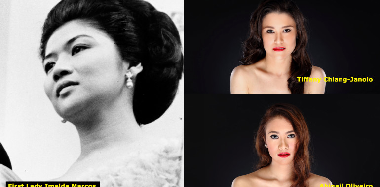 Rebel inspirations: Imelda Marcos