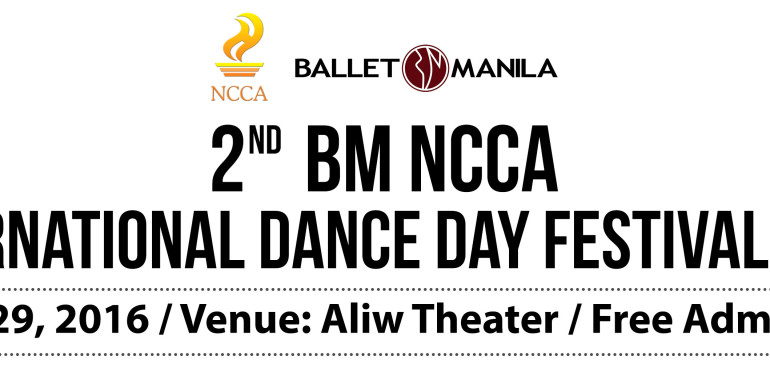 A day for celebrating dance