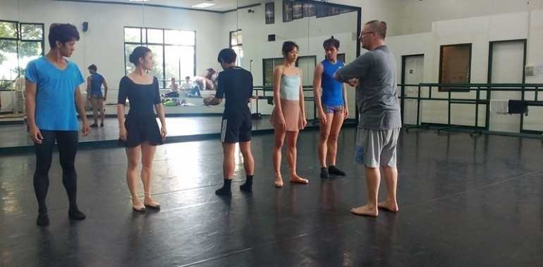 Martin Lawrance channels Shakespeare in 'Amid Shadows'