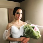 Katherine in her Giselle costume after the AGP Winners Gala