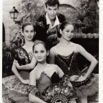 Osias Barroso was the lone Filipino Basilio for Philippine Ballet Theater's Don Quixote, while Melanie Motus, Lisa Macuja and Maritoni Rufino alternated as Kitri.